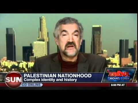 Coren & Daniel Pipes: Gingrich Is Right The Palestinians Are A Made Up People