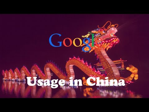 Access Google Sites in China