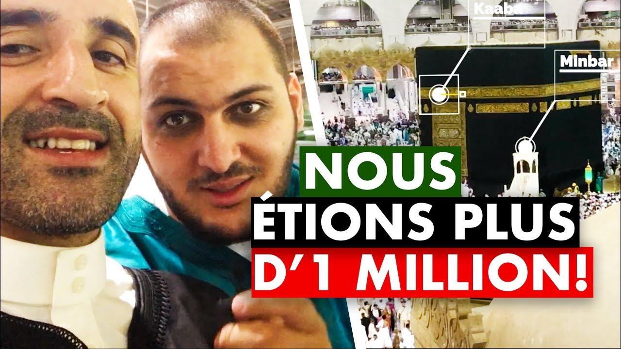 NOUS ÉTIONS PLUS D'UN MILLION !