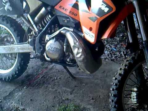 Ktm Exc 250 99