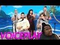 VoicePlay - Moana Medley [MUSIC REACTION]