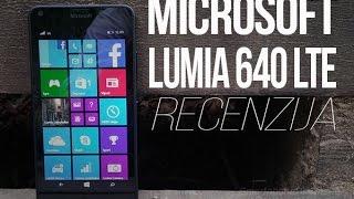Microsoft Lumia 640 Recenzija
