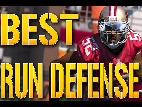 Madden NFL 15 Tips: HOW TO STOP ANY RUN IN THE GAME - BEST RUN DEFENSE IN MADDEN TUTORIAL