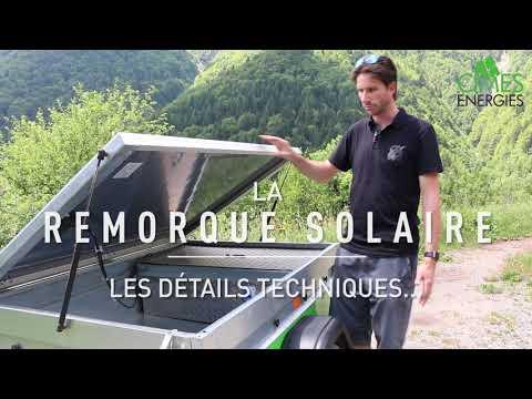 Générateur solaire mobile