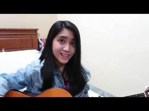 Trisouls - Senyummu Hanya Untukku cover by KESHYA VALERIE