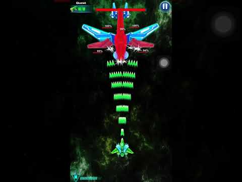 [Campaign] Level 36 GALAXY ATTACK: ALIEN SHOOTER | Best Relax Game Mobile | Arcade Space Shoot |