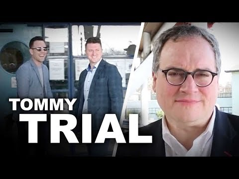 "Ezra Levant: Luton constable testifies that Tommy Robinson wasn't a ""risk"""