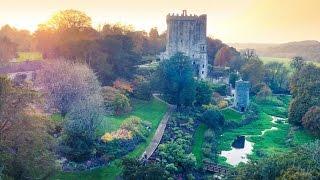 Blarney Castle in amazing 4K - Drone Footage - Aerial Photography Ireland