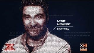 Il regista Luigi Antonini |I Volti di X Factor