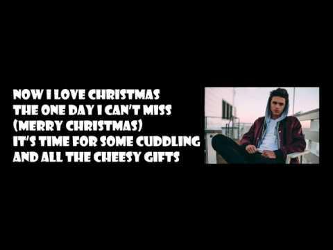 Brent Rivera - Skipping Christmas (lyric video)