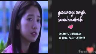 Love is Ost the heirs lyrics with indonesia sub MP3