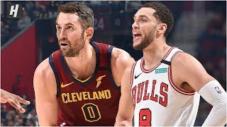 Chicago Bulls vs Cleveland Cavaliers - Full Game Highlights | January 25, 2020 | 2019-20 NBA Season