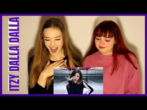 ITZY '달라달라(DALLA DALLA)' M/V REACTION | Lexie Marie