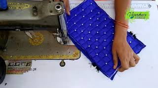 How To Make Bautiful Fabric Purse At Home    How To Sew Hand Purse With Old Cloth