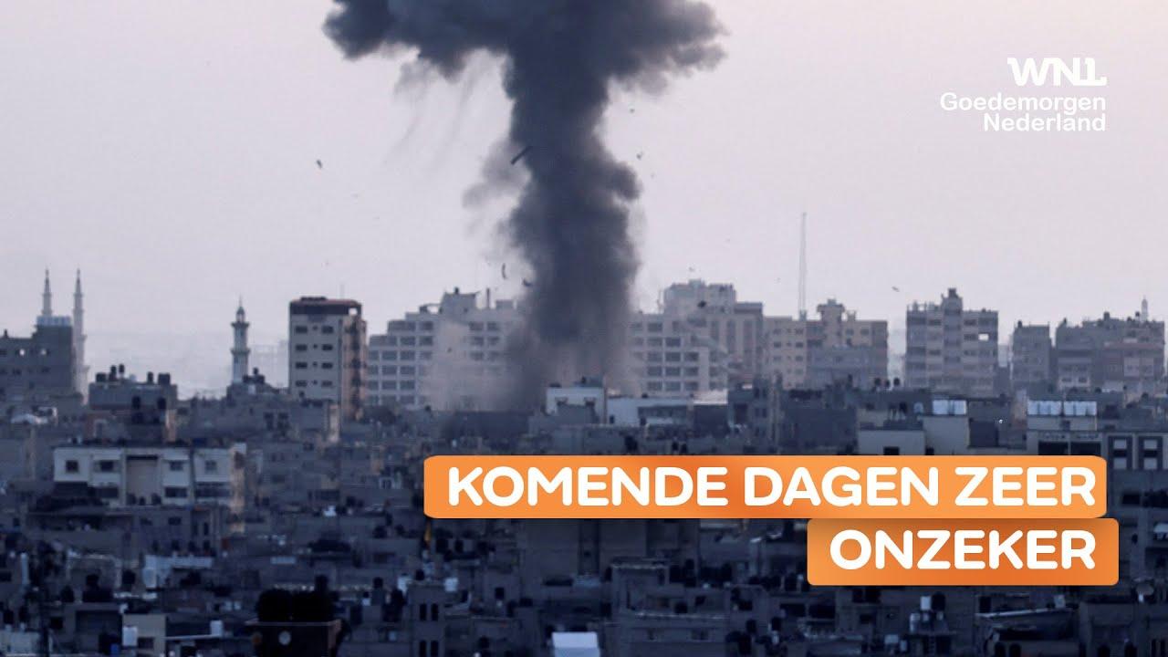 Download Onrust tussen Israël en Palestijnse gebieden escaleert, beschietingen gaan door