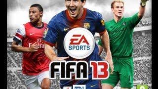 Fifa 13 , good goal ( Villich and deadok )