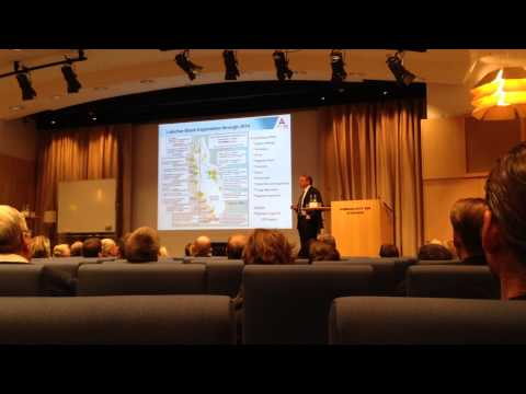 CEO Keith Hill Africa Oil Presentation Stockholm November 2013