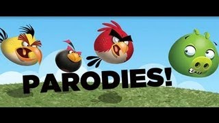 Angry Birds Comedy Playlist: Hilarious Parody and Spoof s