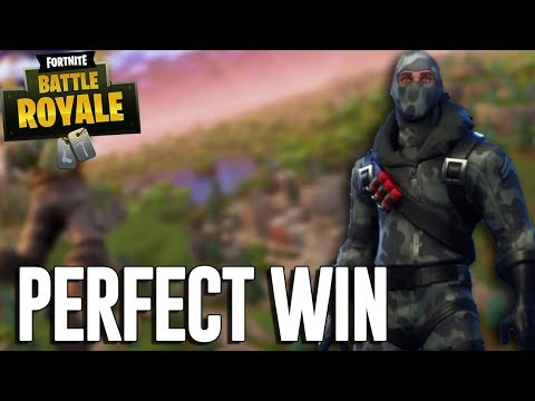 Perfect Duos Win - Fortnite Battle Royale Gameplay - Ninja