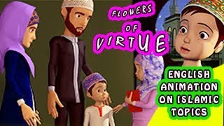 #01 Flowers of Islam | English Islamic Cartoon | Ali Cartoon