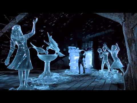 """The Grand Finale"" from Edward Scissorhands (1990) by Danny Elfman - 800% Slower"