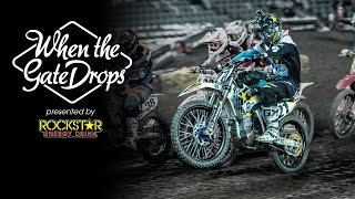 When the Gate Drops : 24 MX Race