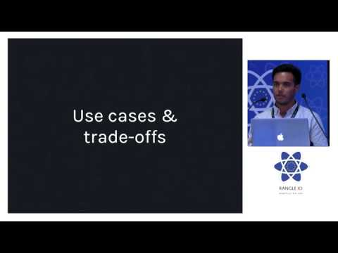 Andrew Clark - Recomposing your React application at react-europe 2016
