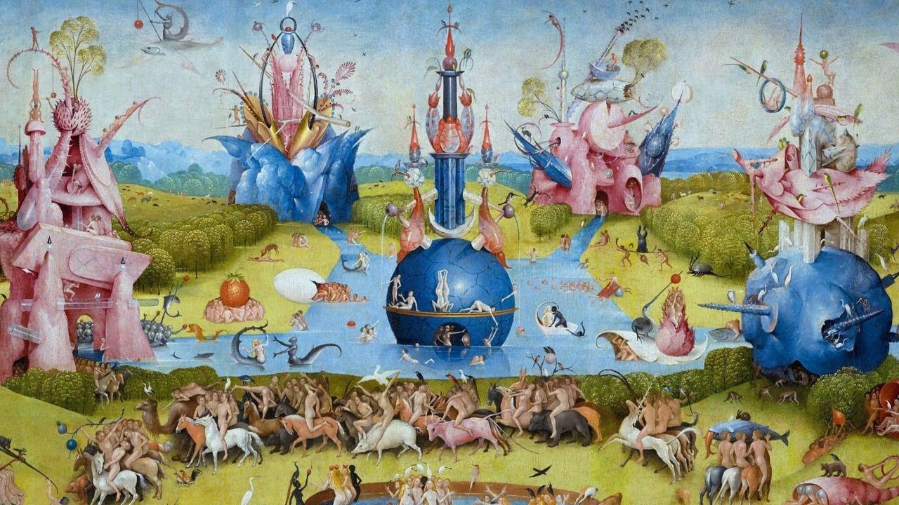 From Heaven to Hell and Back in Hieronymus Bosch's 'Garden'
