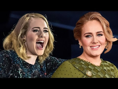 8 Cosas Que No Sabías De Adele