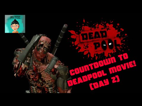 KAZING! POW! BOOM! - Jaytee Plays Deadpool! (Part 2)