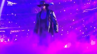 WM 32  Undertaker Entrance