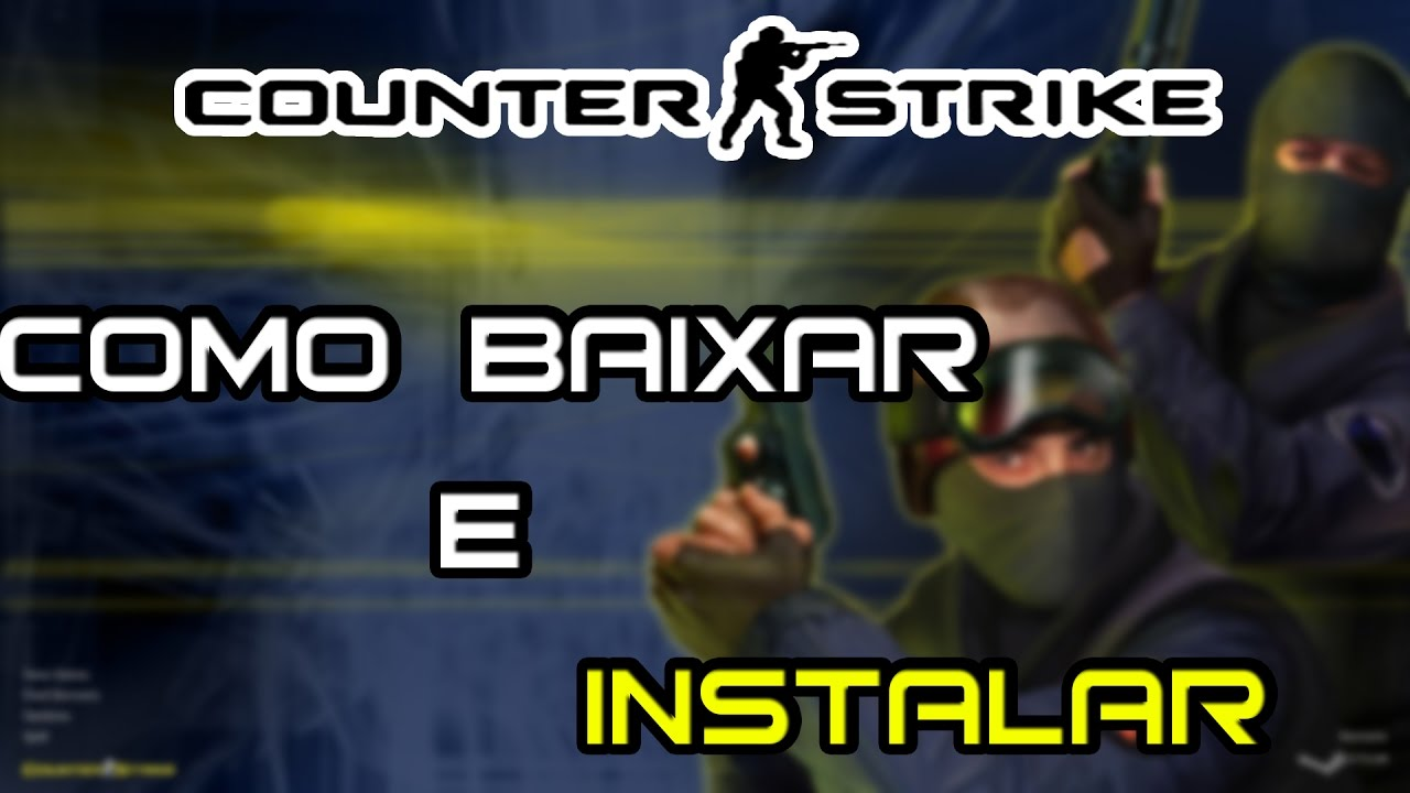 counter strike 1.6 completo com patch bots addons