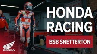 Honda Racing BSB diaries - Episode 4  | Snetterton