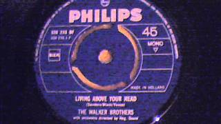 walker brothers - living above your head
