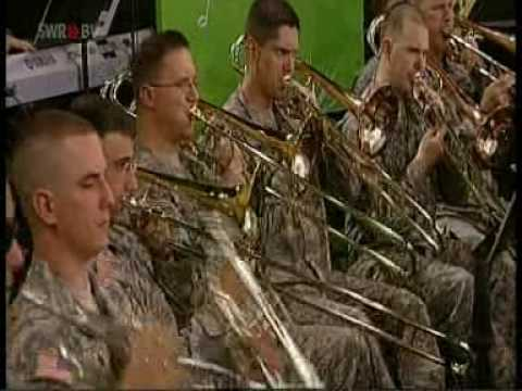 1st Armored Division Band - In the Mood