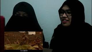 REACTION Padmavati - Ghoomar Song- Deepika Padukone- Shahid Kapoor- Ranveer Singh-Shreya Ghoshal