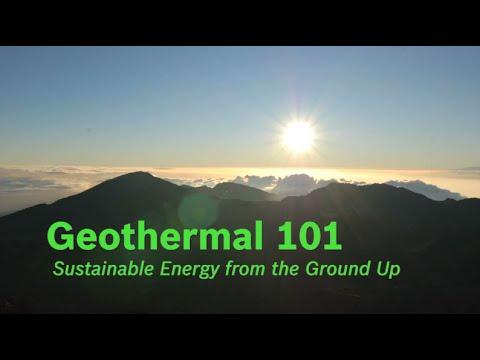 Get Ready to Geo: Geothermal 101