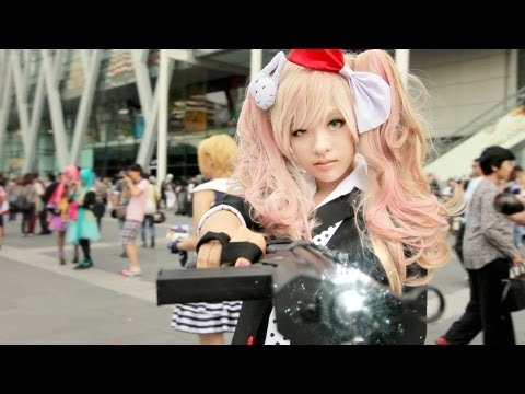 Cosplay Japan Festa In Bangkok 2013 CentralWorld Thailand Aug