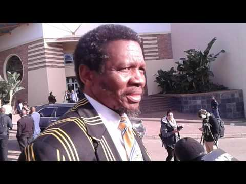 Fort Hare Vice Chancellor