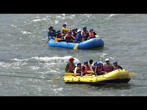 River Rafting at Punakha Bhutan my india tour