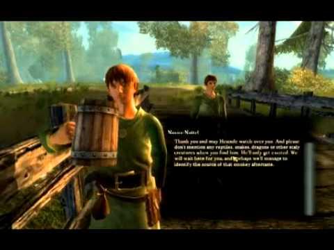 Видео обзор игры — Drakensang The Dark Eye