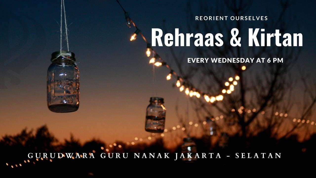 Download Wednesday,26 May 2021,Rehraas & Kirtan