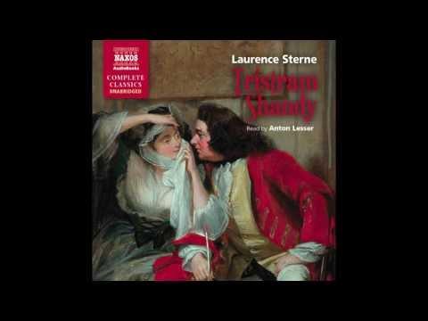 Laurence Sterne  Tristram Shandy sample