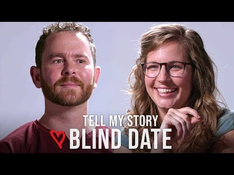 Will He Love This Star Wars Superfan as Much as We Do?? | Tell My Story, Blind Date