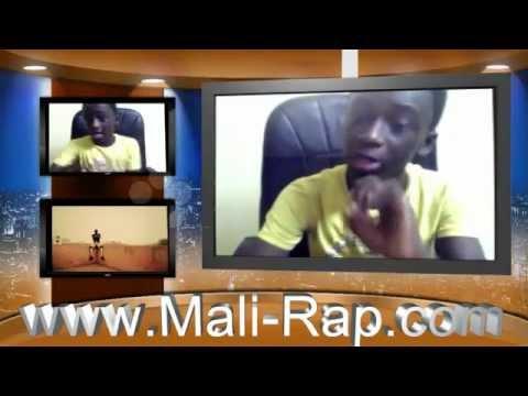 Mali Rap : Gaspi - Intouchable