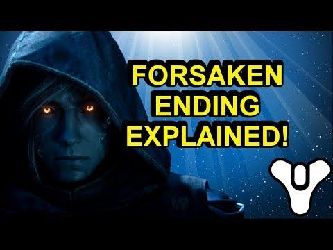 Who is Riven? Destiny 2 lore Forsaken | Myelin Games