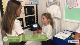 Once again our p6 exhibition wowed parents. the students were very excited and nervous as they arrived on wednesday morning, ready to put final touches th...