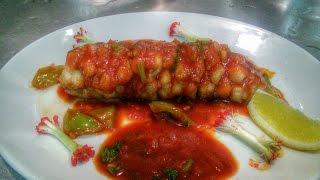 Рыба-Виноград в кисло-сладком соусе(Просто,быстро)