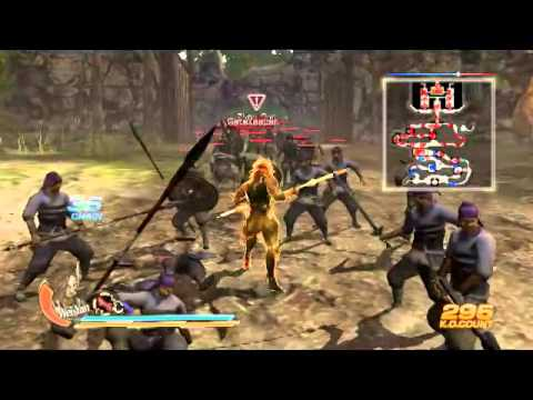 Let's Play Dynasty Warriors 8 Xtreme Legends Complete #8 (Shu Han)-Battle of Chengdu