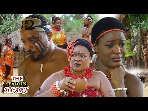 The Jealous Heart Season 1 & 2 - 2018 Latest Nigerian Nollywood Movie